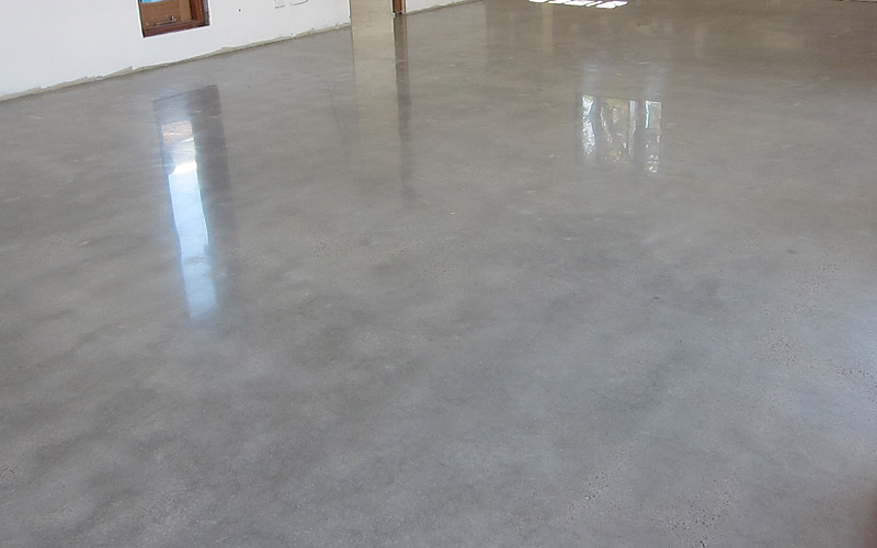 The sudden trend for the usage of polished concrete floors for How to shine cement floor